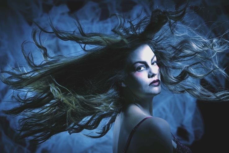 """Lauren Jackson in """"Medea"""""""