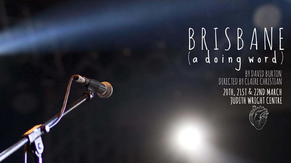 Brisbane (a doing word)