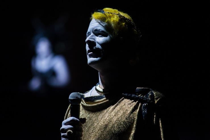 Caligula: Chris Beckey