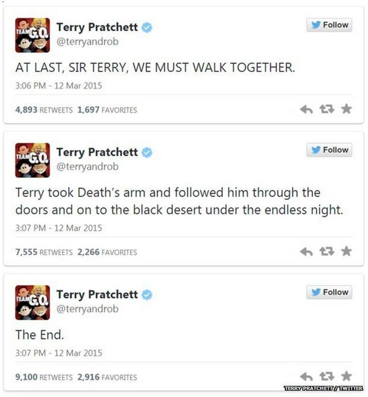 terry DEATH